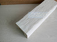 Балка декоративная 6х9 ED107 Модерн 2 метра Белый