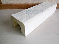 Балка декоративная 6х9 ED107 Модерн 3 метра Белый