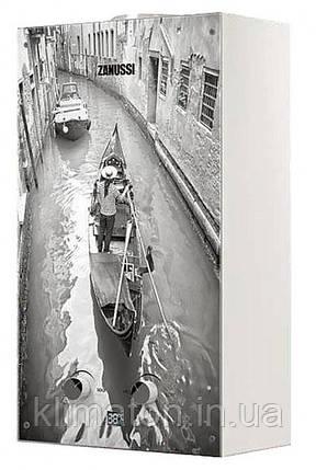 Колонка газовая Zanussi GWH 10 Fonte Glass Venezia, фото 2