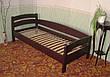 """Кровать с защитным бортиком """"Марта"""". Массив - ольха. , фото 4"""