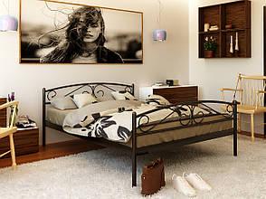 Кровать Верона металлическая / Verona, фабрика Метакам, фото 2