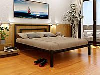 Металлическая кровать Брио / Brio фабрика Метакам