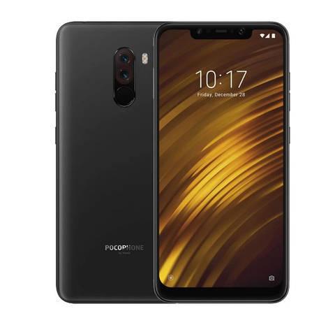 Xiaomi Pocophone F1 6/64Gb EU Black