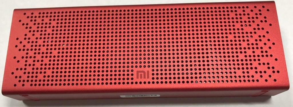 Портативная Bluetooth колонка Xiaomi Mi Speaker Red Гарантия 3 месяца