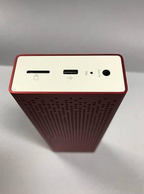 Портативная Bluetooth колонка Xiaomi Mi Speaker Red Гарантия 3 месяца, фото 2