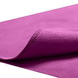 Рушник туристичний в чохлі EVO, 75х130 см, рожевий,75008 pink, фото 3