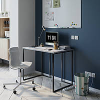 """Письменный стол """"Универ 1"""" 740x1000x600 мм, фото 1"""