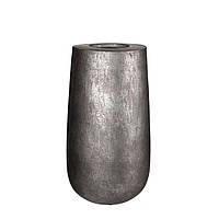 Ваза напольная MICA COPAVASE silver 119727-EDL