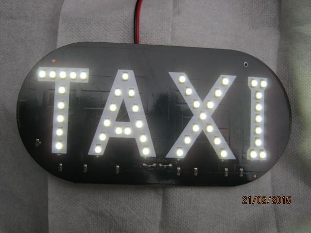 Знак такси в салон,купить.
