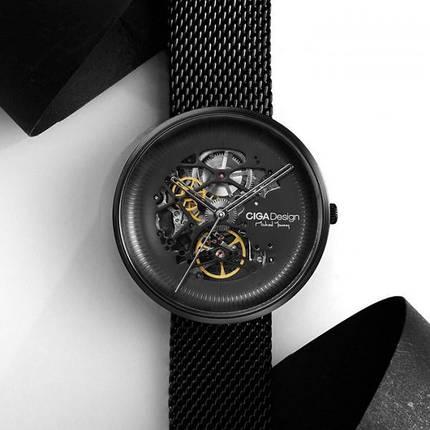 Часы CIGA Mechanical Watch MY Series Black Гарантия 12 месяцев, фото 2