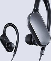 Беспроводные Bluetooth наушники Xiaomi Mi sport headset Black Оригинал Гарантия 3 месяца, фото 2