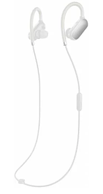 Наушники Xiaomi Bluetooth headset Mi sport White Оригинал Гарантия 3 месяца