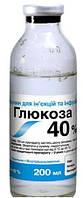 Раствор глюкозы 40% 200 мл