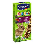 Лакомство для кроликов Vitakraft «Kracker Original + Wild Berries & Elderberry» 2 шт. 25004 /89315