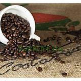 Кофе в зернах Віденська кава Арабика Гватемала Марагоджип, 500г с шоколадным привкусом, Оттенок дыма в аромате, фото 2