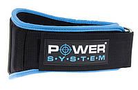Пояс атлетический Woman's Power System, синий