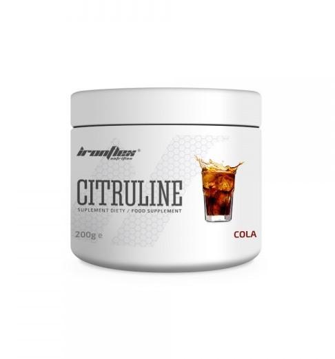 Цитруллин IronFlex - Citrulline (200 грамм) cola/кола