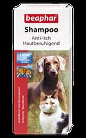 Beaphar Шампунь Beaphar Shampoo Anti Itch против кожного зуда для кошек и собак 200 мл