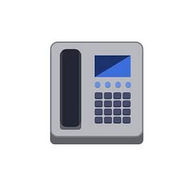 Телефоны аналоговые и DECT