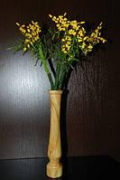Букет мимоз из бисера, прекрасный подарок женщине (девушке) на 8 Марта