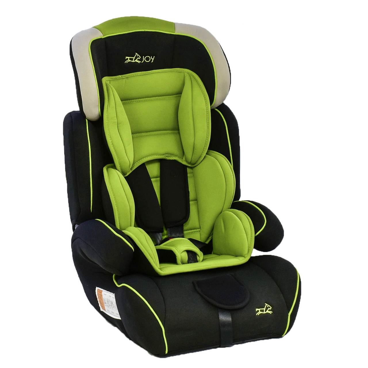 Автокресло 9-36 кг Joy green