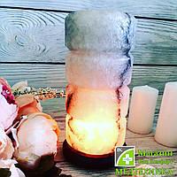 Соляная лампа «Свеча» 2-3 кг
