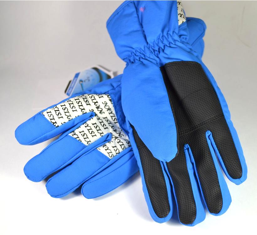 Зимние теплые лыжные перчатки СНИНИЕ Женские