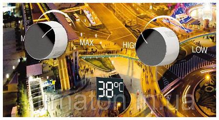 Колонка газова Zanussi GWH 10 Fonte Glass Metropoli, фото 2