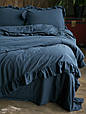 КПБ 200x220 LIMASSO DRESS BLUE EXCLUSIVE, фото 2