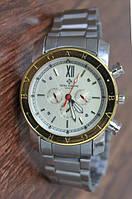 Купить металлические часы