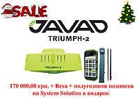 RTK Приемник JAVAD Triumph 2 + телефон Sigma PQ31 + ПО JAVADTOOLS + Веха