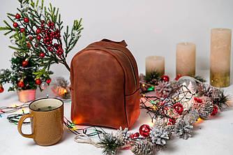 Женский рюкзачок «Колибри» |11959| Коньяк