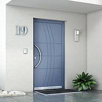 Входные двери ALU DESING