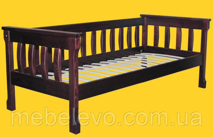 Односпальная кровать Рондо 3 80х190 ТИС 745х920х2040мм