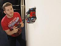 Wall Climber машинка антігравіті їздить по стінах, На радіо управлінні + Подарунок