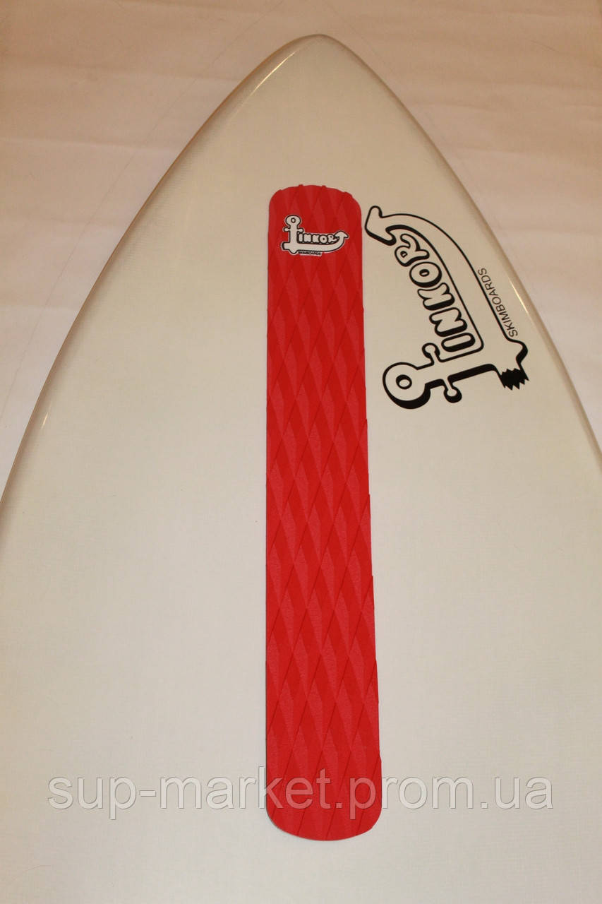 Коврик для сёрфа передний Linkorskimboards Front Pad, red