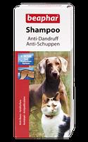 Beaphar Шампунь проти лупи Beaphar Shampoo Anti Dandruff для кішок і собак 200 мл
