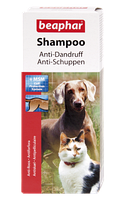 Beaphar Шампунь против перхоти Beaphar Shampoo Anti Dandruff для кошек и собак 200 мл