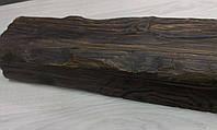 Декоративная балка 6х9 EQ107 Рустик 4 метра Темное дерево