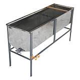 Стіл для розпечатування стільників (FB плоска кошик) — 1,5 метра (1643), фото 2