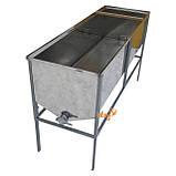 Стіл для розпечатування стільників (FB плоска кошик) — 1,5 метра (1643), фото 4