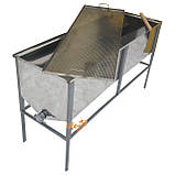 Стіл для розпечатування стільників (FB плоска кошик) — 1,5 метра (1643), фото 5