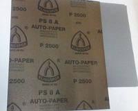 Наждачна бумага р2500 полірувальний лист Клінгспор