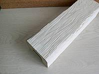 Декоративная балка 6х9 EQ107 Рустик 4 метра Белый