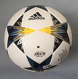 Мяч футбольный ADIDAS  FINALE KIEV TOP TRAINING CF1204 (размер 5), фото 4