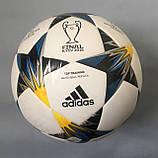 Мяч футбольный ADIDAS  FINALE KIEV TOP TRAINING CF1204 (размер 5), фото 5