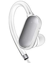 Бездротові Bluetooth-навушники Xiaomi Mi sport headset Гарантія 3 місяці White, фото 3
