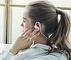 Бездротові Bluetooth-навушники Xiaomi Mi sport headset Гарантія 3 місяці White, фото 4