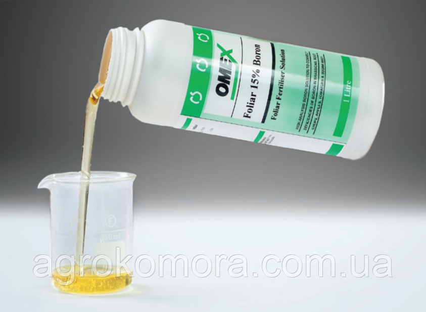Добриво Омекс Фоліар Борон / Omex Foliar Boron (10 л)