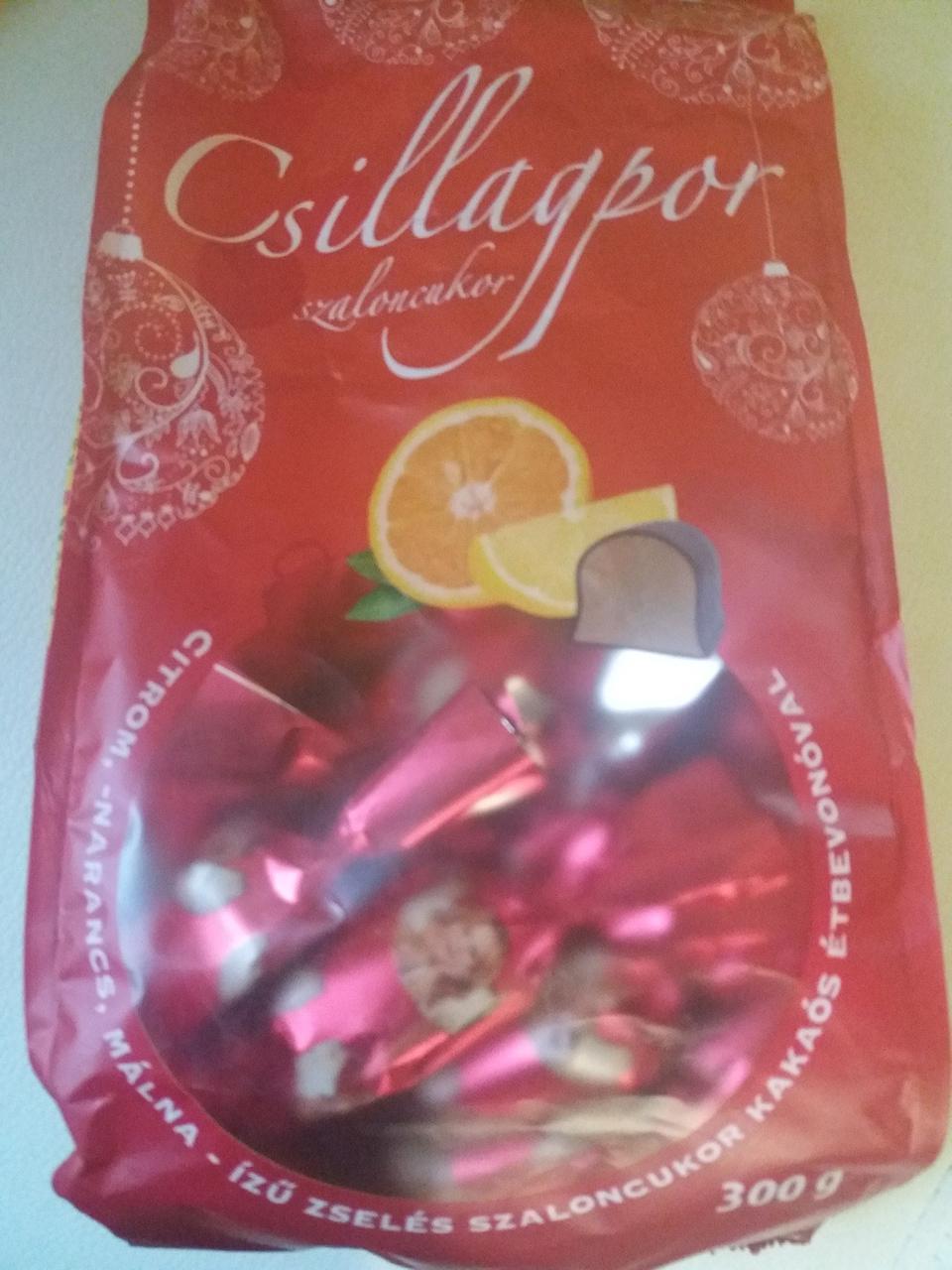 Szaloncukor - *Елочные конфеты* шоколадные /300г/ Венгрия